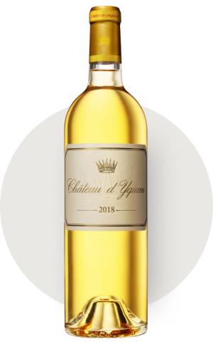 2018 Yquem d'Yquem Bordeaux Sauternes France Still wine