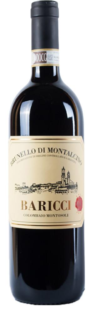2016 Brunello di Montalcino Baricci Colombaio di Montosoli Central Italy Tuscany Italy Still wine