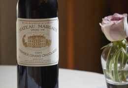 The Glory Years of Chateau Margaux at Restaurant Gordon Ramsay
