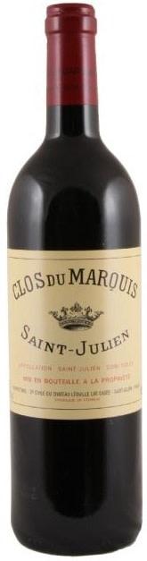 2019 Clos du Marquis Léoville-Las Cases Bordeaux St Julien France Still wine