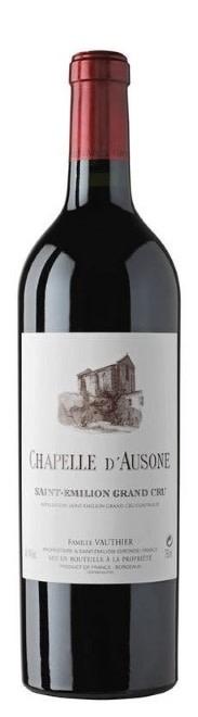 2019 Chapelle d'Ausone Ausone Bordeaux St Emilion France Still wine