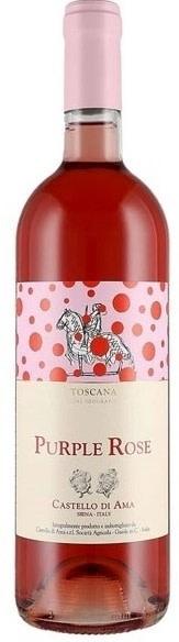 2018 Purple Rose Ama; Castello di Central Italy Tuscany Italy Still wine