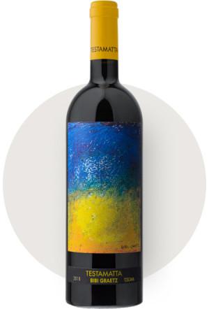 2018 Testamatta Bibi Graetz Central Italy Tuscany Italy Still wine