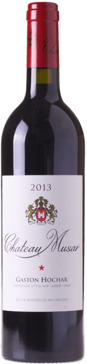 2013 Musar Red (2020 Release) Chateau Musar Bekaa Valley  Lebanon Still wine