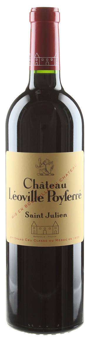2019 Leoville Poyferre Leoville Poyferre Bordeaux St Julien France Still wine