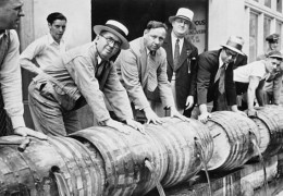 A Year in Wine: 1934