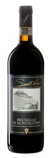 2016 Brunello di Montalcino Sassetti Livio Pertimali Central Italy Tuscany Italy Still wine