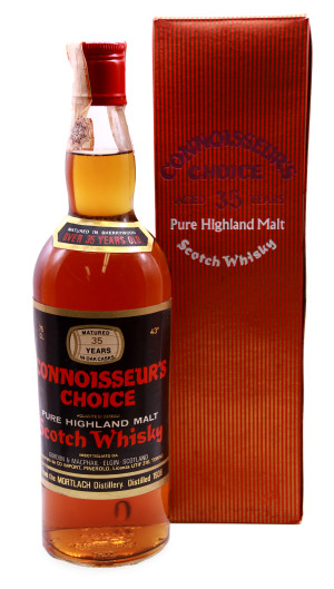 1936 Mortlach 35YO G&M Connoisseurs Choice 43% Mortlach Scotland  United Kingdom Whisky