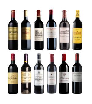 2019 F+R Quintessential Bordeaux Collection Case Collection Case Bordeaux  France Still wine
