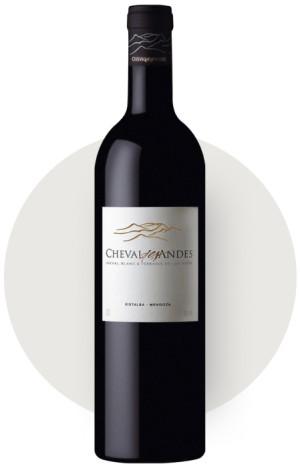 2017 Cheval des Andes Cheval des Andes Cuyo Mendoza Argentina Still wine