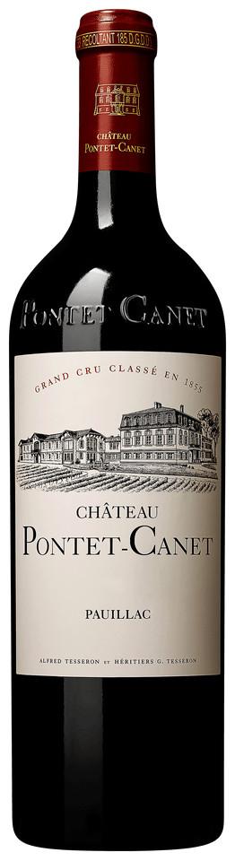 2019 Pontet Canet Pontet Canet Bordeaux Pauillac France Still wine