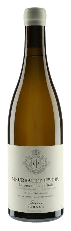 2019 Meursault La Piece Sous le Bois Alvina Pernot Burgundy  France Still wine