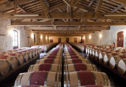 Is Bordeaux over oak?