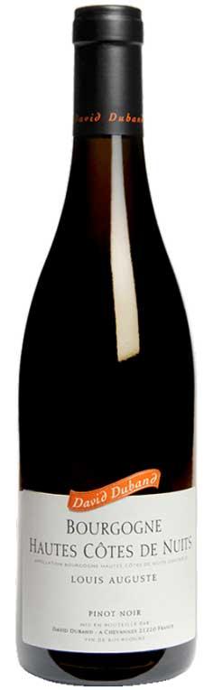 2019 Hautes Cotes de Nuits Louis Auguste Duband; David Burgundy  France Still wine