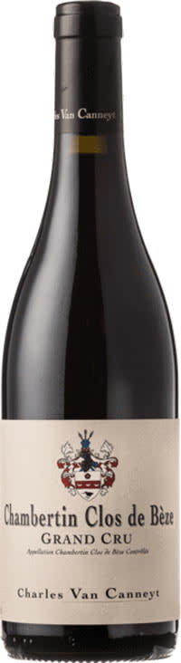 2019 Chambertin Clos de Beze Van Canneyt; Charles Burgundy  France Still wine