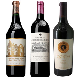 2019 Clarence Dillon Collection (HB, LMHB, Quintus) Clarence Dillon Bordeaux  France Still wine