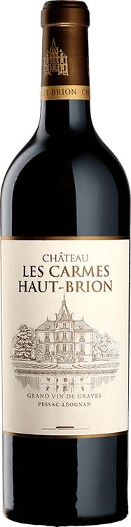 2019 Les Carmes Haut Brion Les Carmes Haut Brion Bordeaux Pessac Leognan France Still wine
