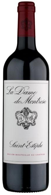 2019 Dame de Montrose Montrose Bordeaux St Estephe France Still wine
