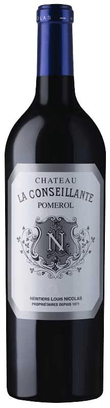 2019 La Conseillante La Conseillante Bordeaux Pomerol France Still wine