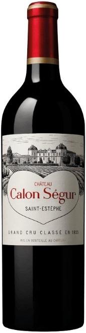 2019 Calon Segur Calon Segur Bordeaux St Estephe France Still wine
