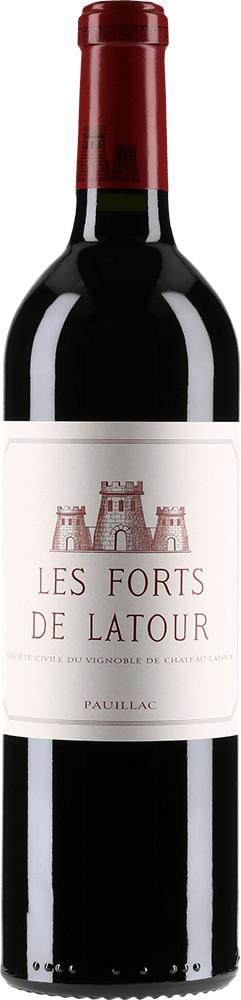 2014 Les Forts de Latour (2020 Release) Latour Bordeaux  France Still wine