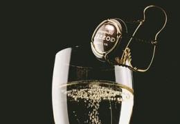 """Gosset 1995 """"Les Celebrissimes"""" - Behind the Bottle"""