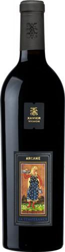 0 Arcane Temperance Xavier Rhone  France Still wine