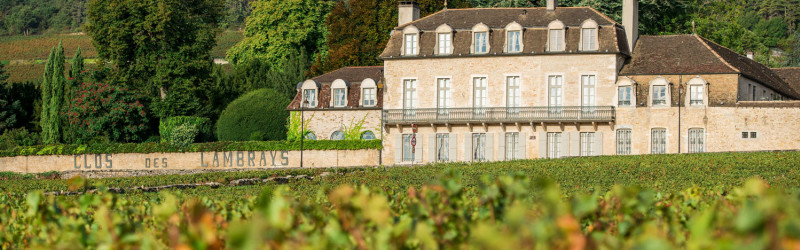 Changing of the guard at Domaine des Lambrays
