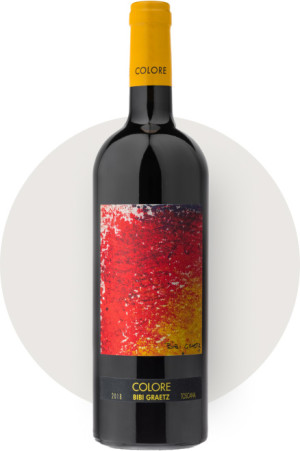 2018 Colore del Testamatta Bibi Graetz Central Italy Tuscany Italy Still wine