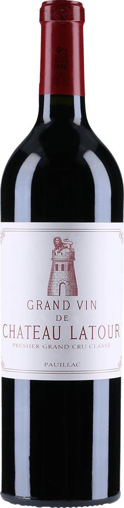 2012 Latour (2020 Release) Latour Bordeaux  France Still wine