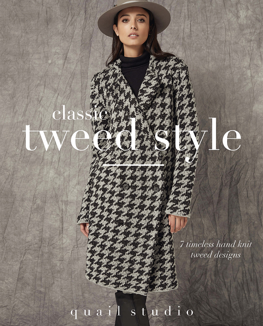 Classic Tweed Cover