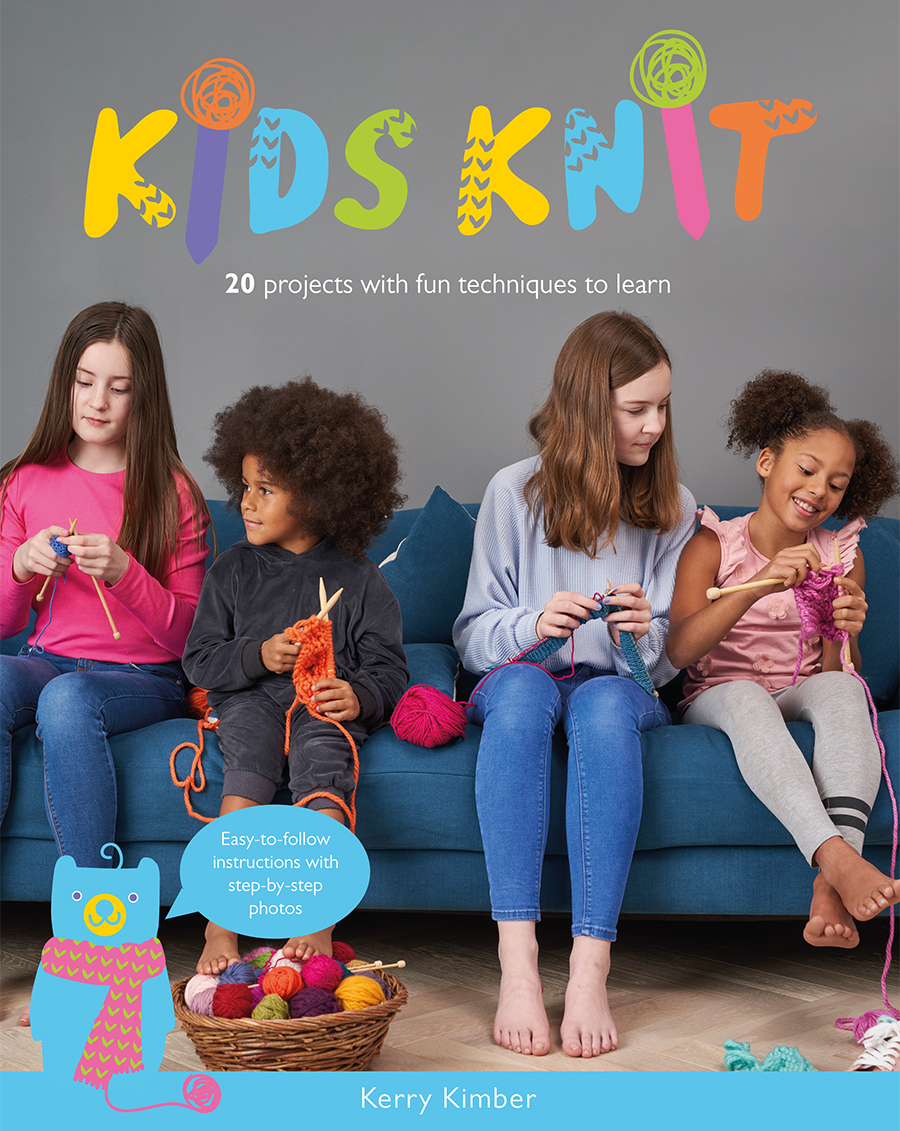 Learn to Knit Kids