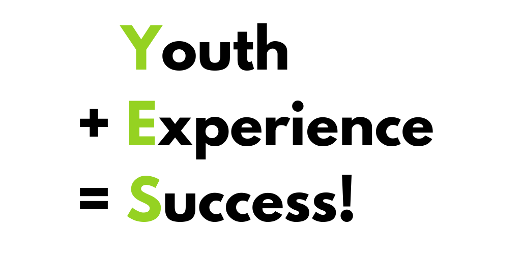 Youth + Experience = Success! (1)