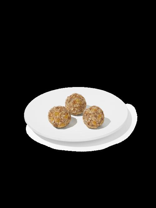 Daily Harvest Peach + Almond Bites