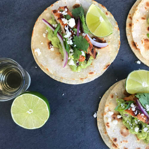 National Tequila Day Chicken Taco Marinade