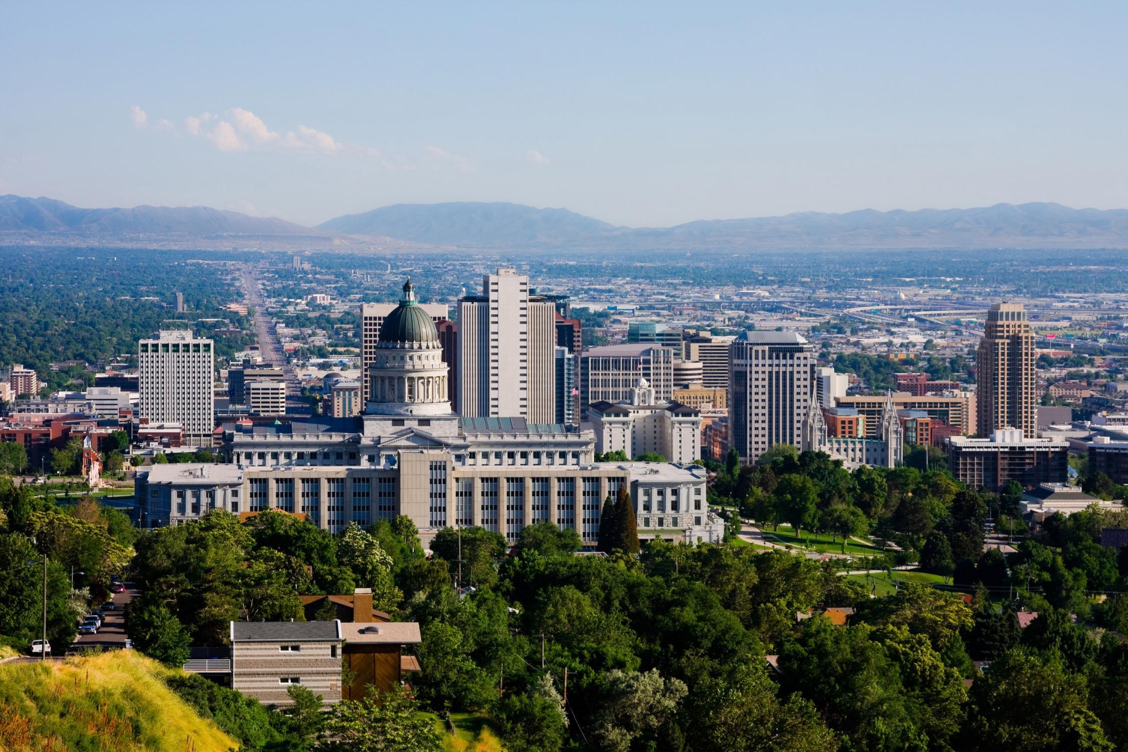 Salt Lake City Ut >> Global Presence