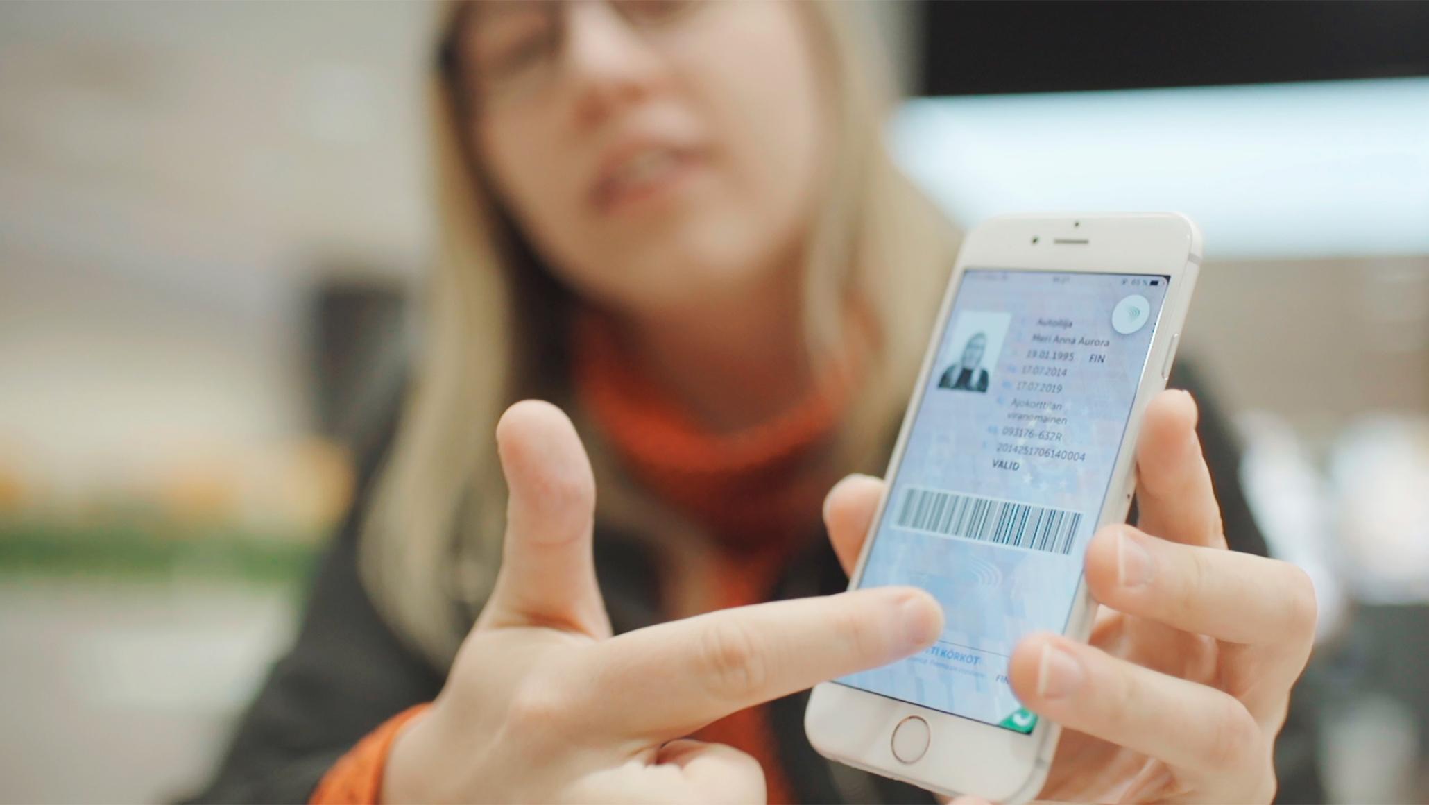 Digitaalinen Ajokortti