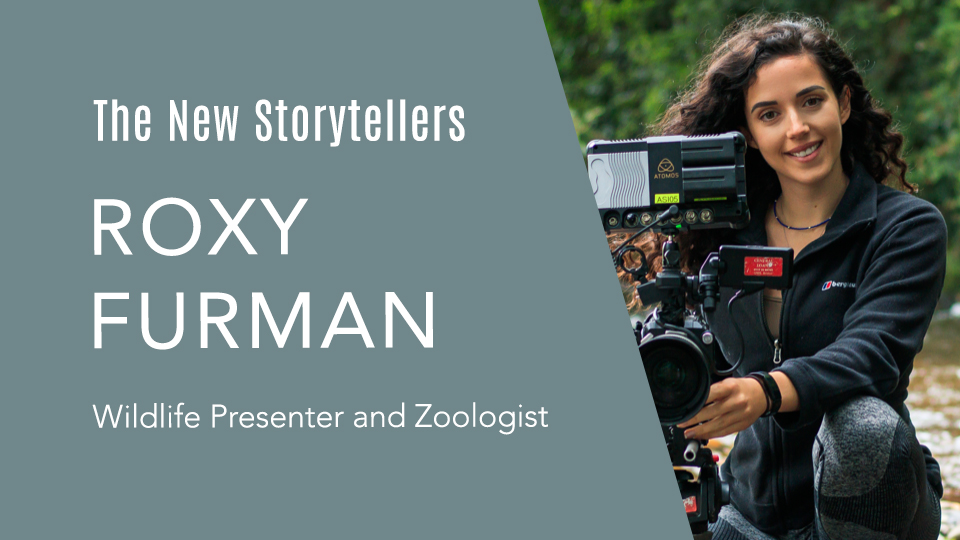 The-New-Storytellers Roxy Furman new