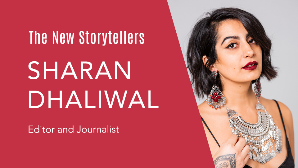 The-New-Storytellers sharan Dhaliwal