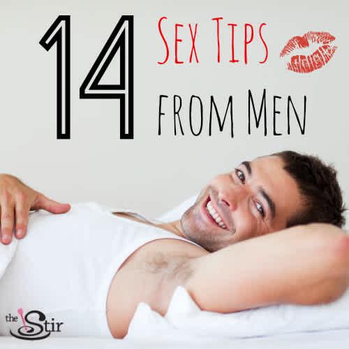 14 Sex Tips From Men to Women | CafeMom.com