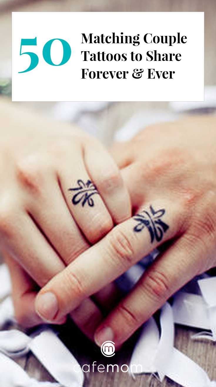 50 Matching Tattoo Ideas For Couples In Love Cafemom Com