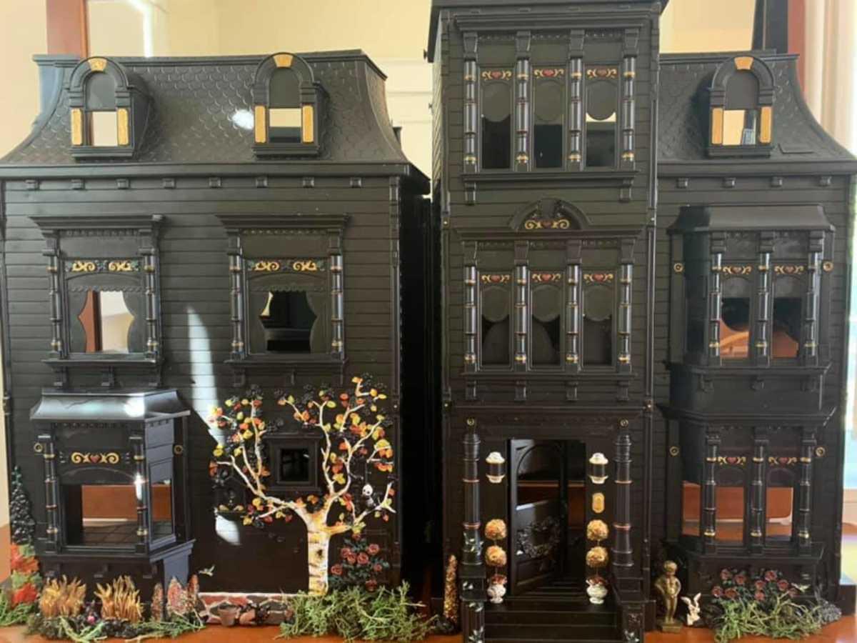 transformed dollhouse