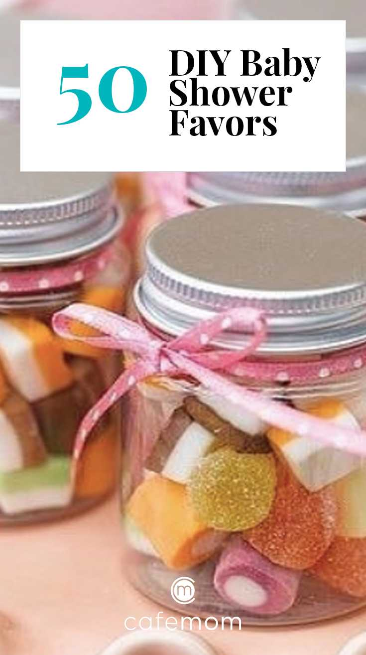 50 Diy Baby Shower Favors That Can Be Made On The Cheap Cafemom Com