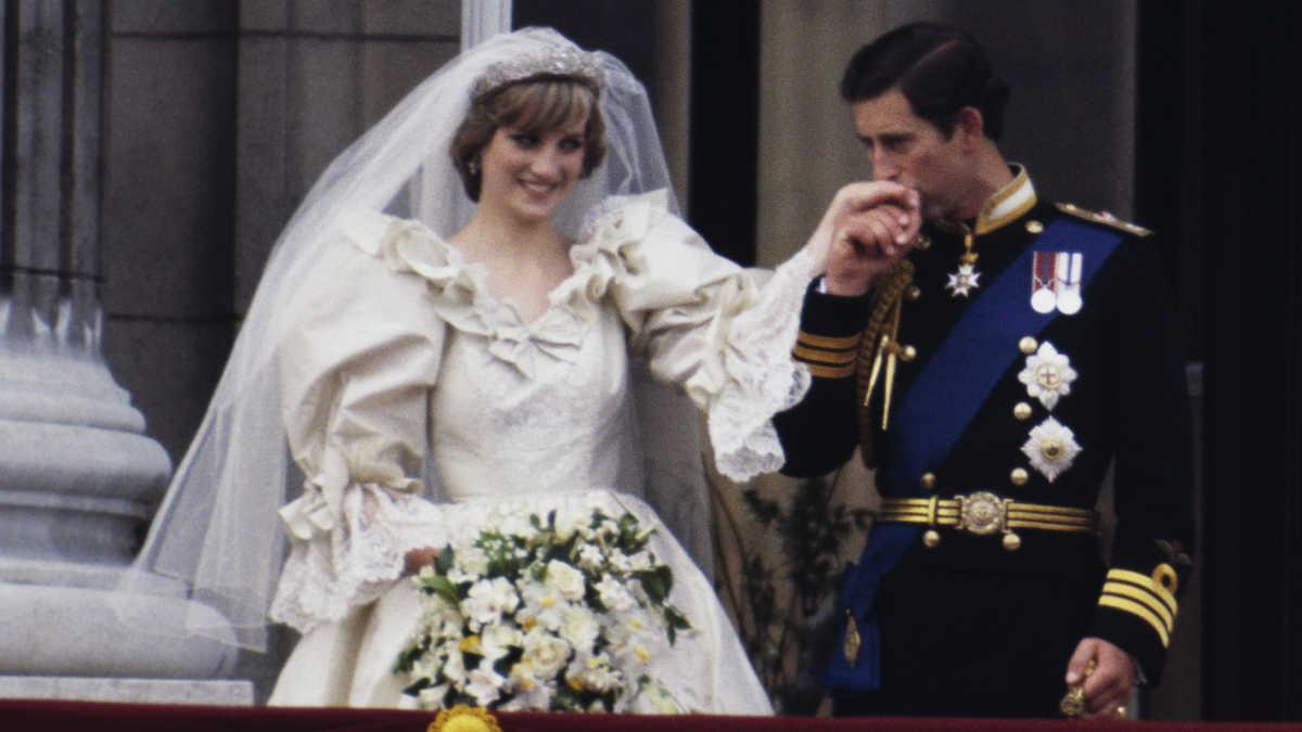 Princess Diana, Prince Charles wedding