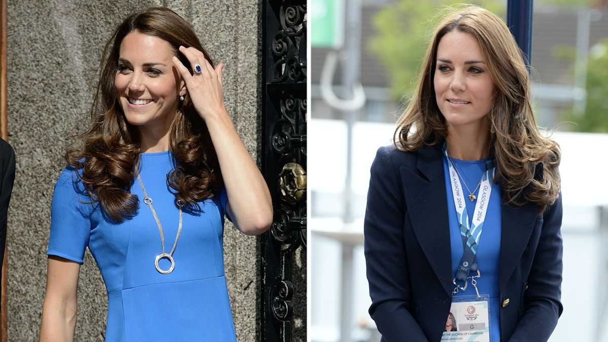 Kate Middleton side by side feature image
