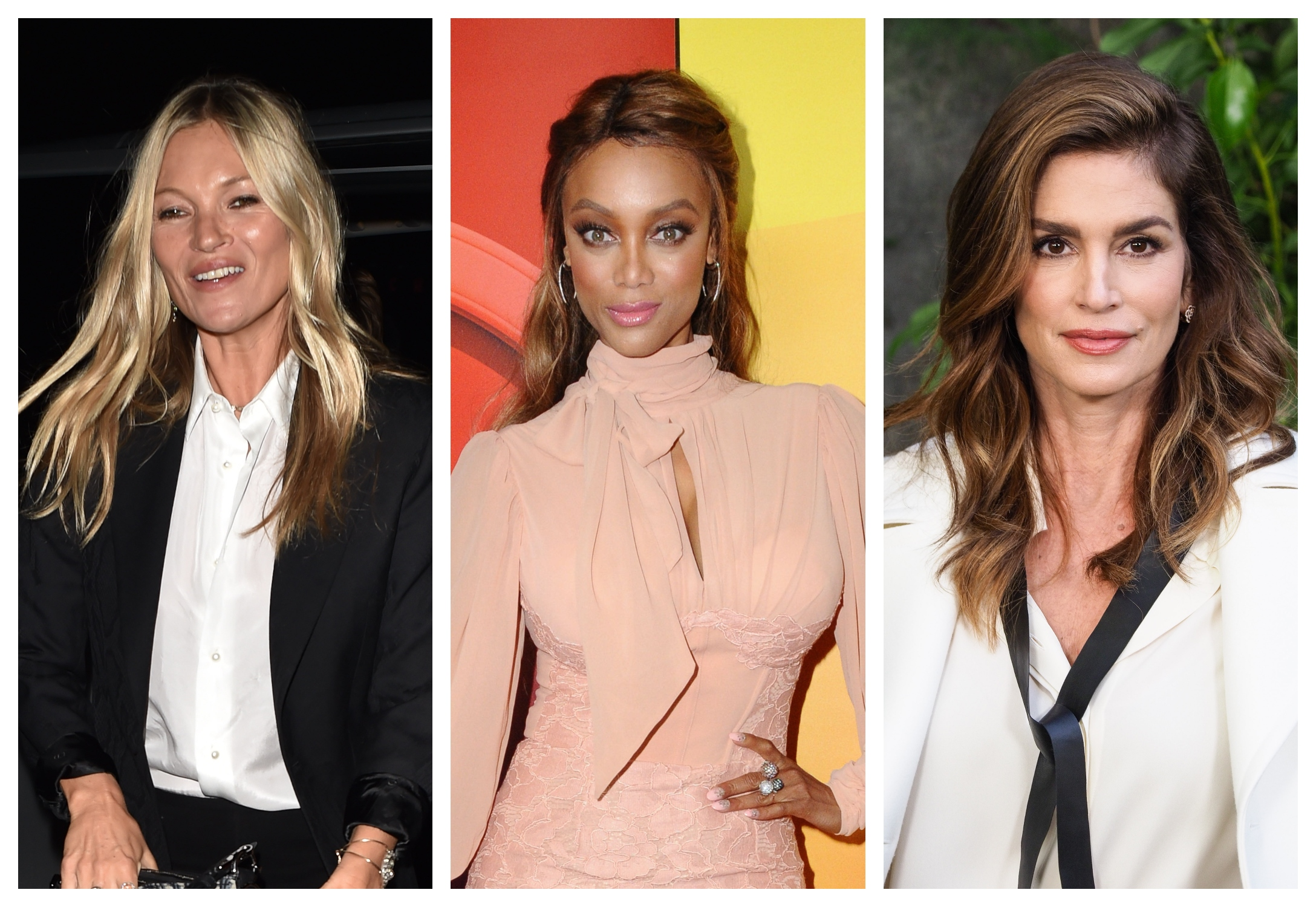 See What the Hottest '90s Supermodels Look Like Now