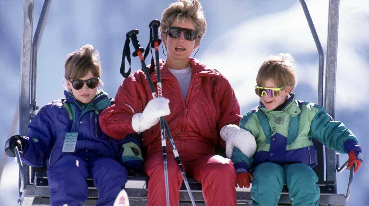 Princess Diana's Personal Trainer Shares some news