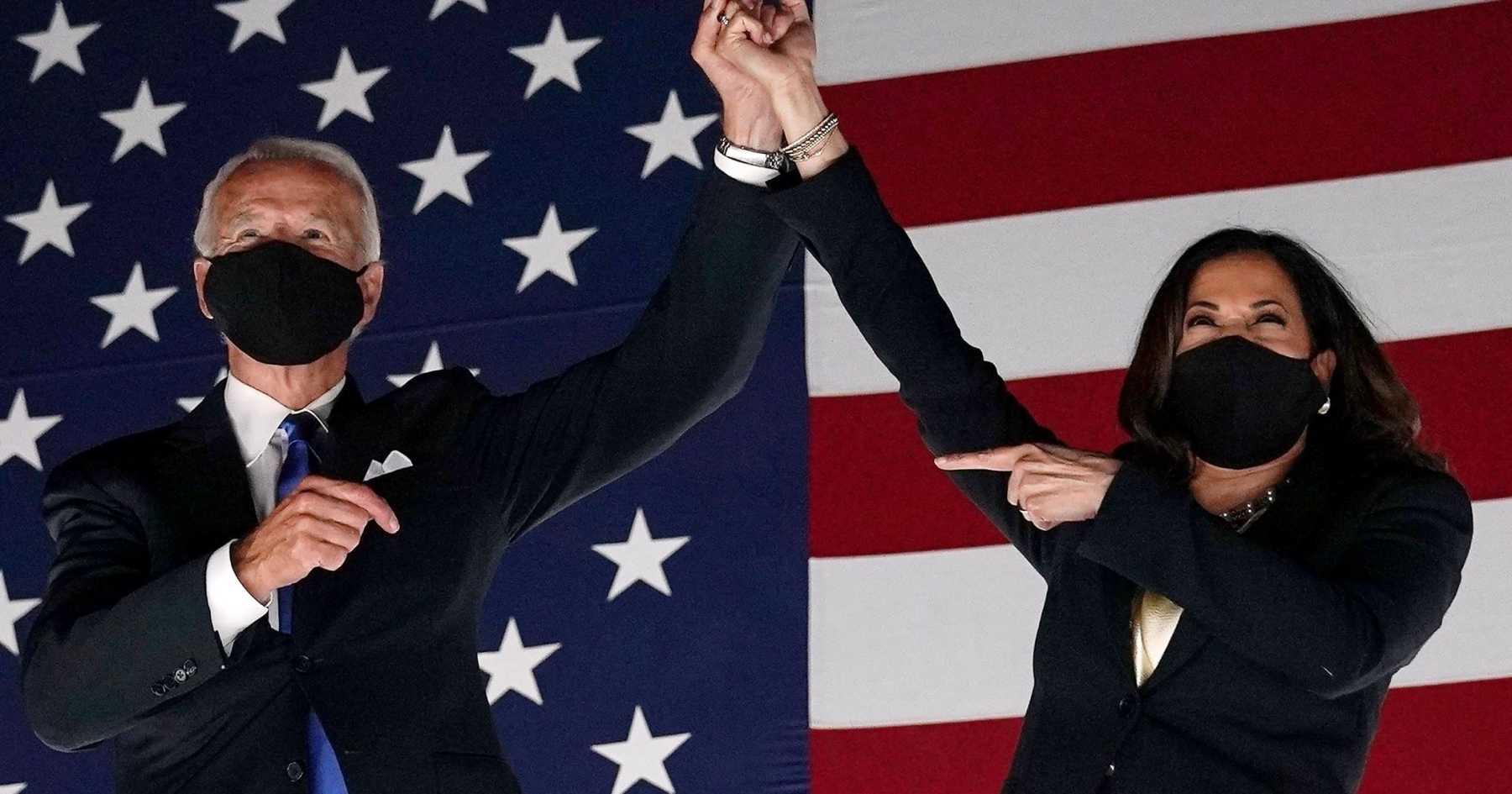 Joe Biden Named President-Elect, Kamala Harris named Vice President-Elect |  CafeMom.com