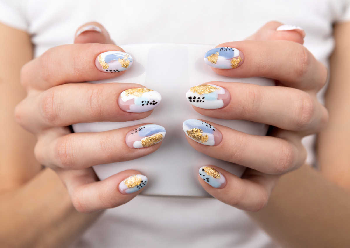 The Easiest Summer Nail Ideas   CafeMom.com