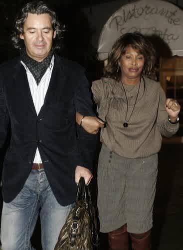 Married tina bach turner erwin Tina Turner,
